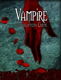 Vampire Translation Guide on Flames Rising PDF Store