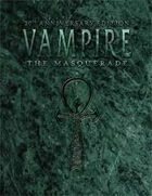 Vampire: The Masquerade 20th Anniversary Edition