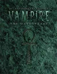 Vampire: The Masquerade 20th Anniversary Edition on Flames Rising PDF Store