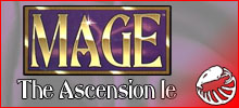 Mage: The Ascension 1st Edition