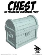 Rocket Pig Games: Chest