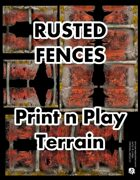 Rusted Fences