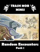Random Encounters: Pack 1