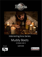 Interesting Inn Series #2 Muddy Boots