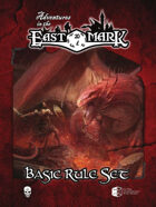 Adventures in the East Mark - Basic Rule Set (Red Box)