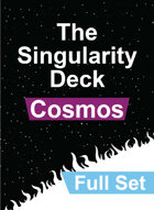 The Singularity Deck - Cosmos Full Set