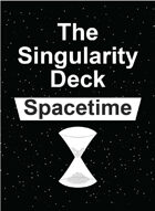 Singularity Deck - Hourglass (Ranks 0-100)