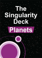 The Singularity Deck - Planets Suit
