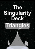 The Singularity Deck - Triangles Suit
