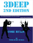 3Deep 2nd Ed.  [BUNDLE]