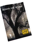 Root of Evil for Dungeon World