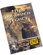The Dwarven Legacy for Dungeon World