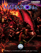 Manastorm: World of Shin'ar (PFRPG)