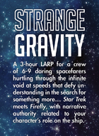 Strange Gravity [BUNDLE]
