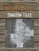 Jon Hodgson Map Tiles - Dungeon Tiles