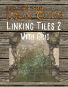 Jon Hodgson Map Tiles - Linking Tiles Set 2 Grid