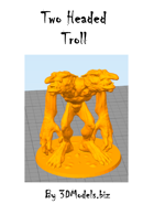 Two Headed Troll