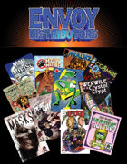 Envoy Catalog, March 2017