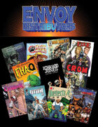 Envoy Catalog, July 2017