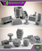 HG3D Dungeon & Worship Bundle Pack