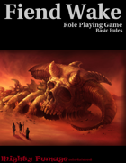 Fiend Wake Basic Rulebook 0th Edition
