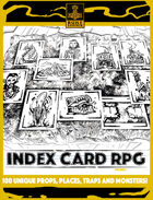INDEX CARD RPG Vol. 2