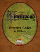 The Blackwood Errantry Codex