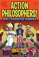 Action Philosophers! #4 World Domination Handbook
