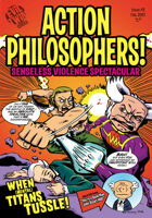 Action Philosophers! #8 Senseless Violence Spectacular