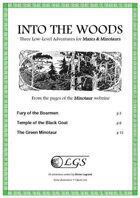 Into the Woods (Mazes & Minotaurs)