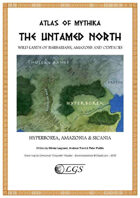Atlas of Mythika: The Untamed North