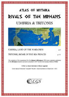 Atlas of Mythika: Rivals of the Mineans