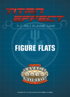 Titan Effect RPG: Figure Flats