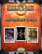 Savage Suzerain Adventure Deck Premium