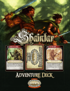 Shaintar Adventure Cards
