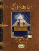 Shaintar Anthology #4: Magic and Mysteries