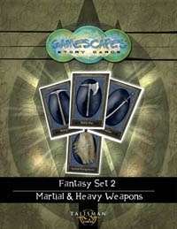 Gamescapes: Story Cards, Fantasy Set 2
