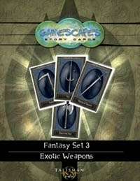 Gamescapes: Story Cards, Fantasy Set 3