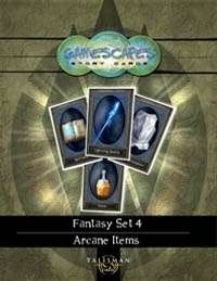 Gamescapes: Story Cards, Fantasy Set 4