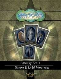 Gamescapes: Story Cards, Fantasy Set 1
