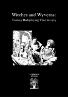 Witches and Wyverns
