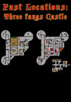 Fast Locations: Three Fangs Castle