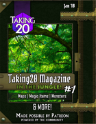 Taking20 Magazine #01 (Jan 2018)
