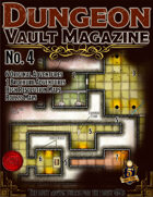 Dungeon Vault Magazine - No. 4