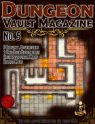 Dungeon Vault Magazine - No. 5