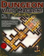Dungeon Vault Magazine - No. 7