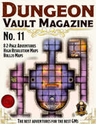 Dungeon Vault Magazine - No. 11