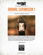 Animal Expansion 1 for Genlab Alpha