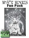 Mystic Menaces Fun Pack - PDF