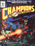 Champions: The Super Role Playing Game (4th edition)